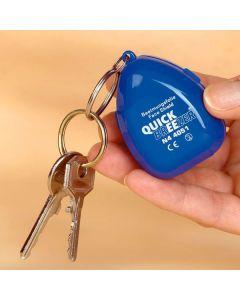 Beademingshulp Quickbreezer+sleutelhang.