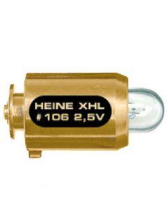 Lampje 2.5V 106 Heine