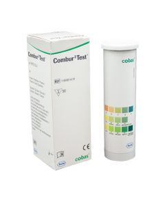 Combur 3 Test strips