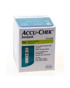 Accu-Chek Instant teststrips