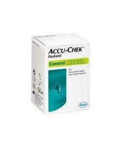 Accu-Chek Instant controlevloeistof