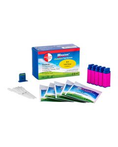 Mission Cholesterol Teststrips 3 in 1
