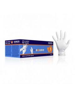 Klinion Ultra Comfort Nitril p.v. handschoen S