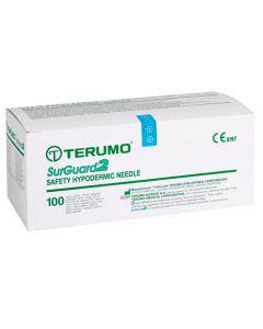 Terumo SurGuard2 23G 0,65x25mm Blauw