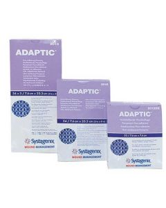 Systagenix Adaptic gaas 12,7 x 22,9 steriel
