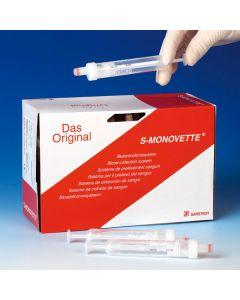 S-Monovette 9 ml serum