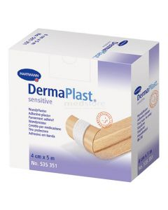 Dermaplast Sensitive 5m x 4cm