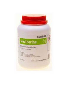 Ecolab Medicarine desinfectietabletten