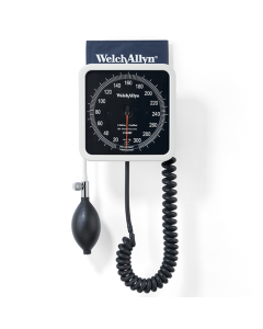 Welch Allyn 767 wand bloeddrukmeter
