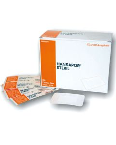 Hansapor steriel 20cmx10cm 2281