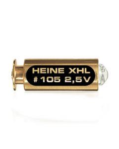 Heine lampje XHL-105 2.5V