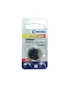 Knoopcel LIR2450 Lithium 3.6V 120mAh oplaadbaar