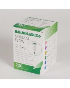 Haemolance plus  bloedprikker groen