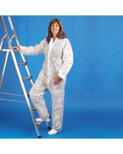 Overall non woven wit
