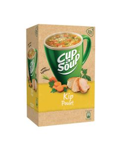 Cup a Soup kip 21 porties voor mok (175ml)