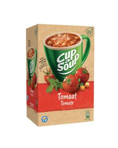 Cup a Soup tomaat 21 porties voor mok (175ml)