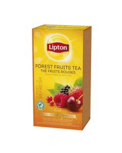 Lipton thee fruit 25 zakjes (100ml)