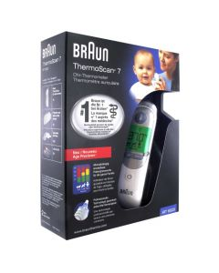 Braun Thermoscan 7 IRT6520 oorthermometer