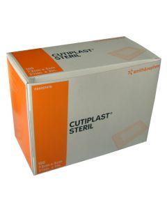 Cutiplast steriel 7.2x5cm