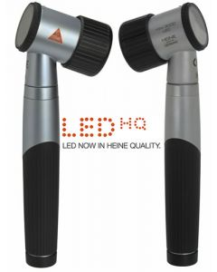 Heine Mini 3000 LED dermatoscoopset met soft etui