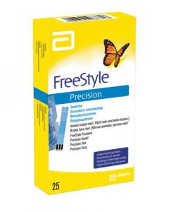 Freestyle Precision teststrips 50st.