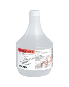 Meliseptol Rapid desinfectans 1000ml (excl. spraykop)